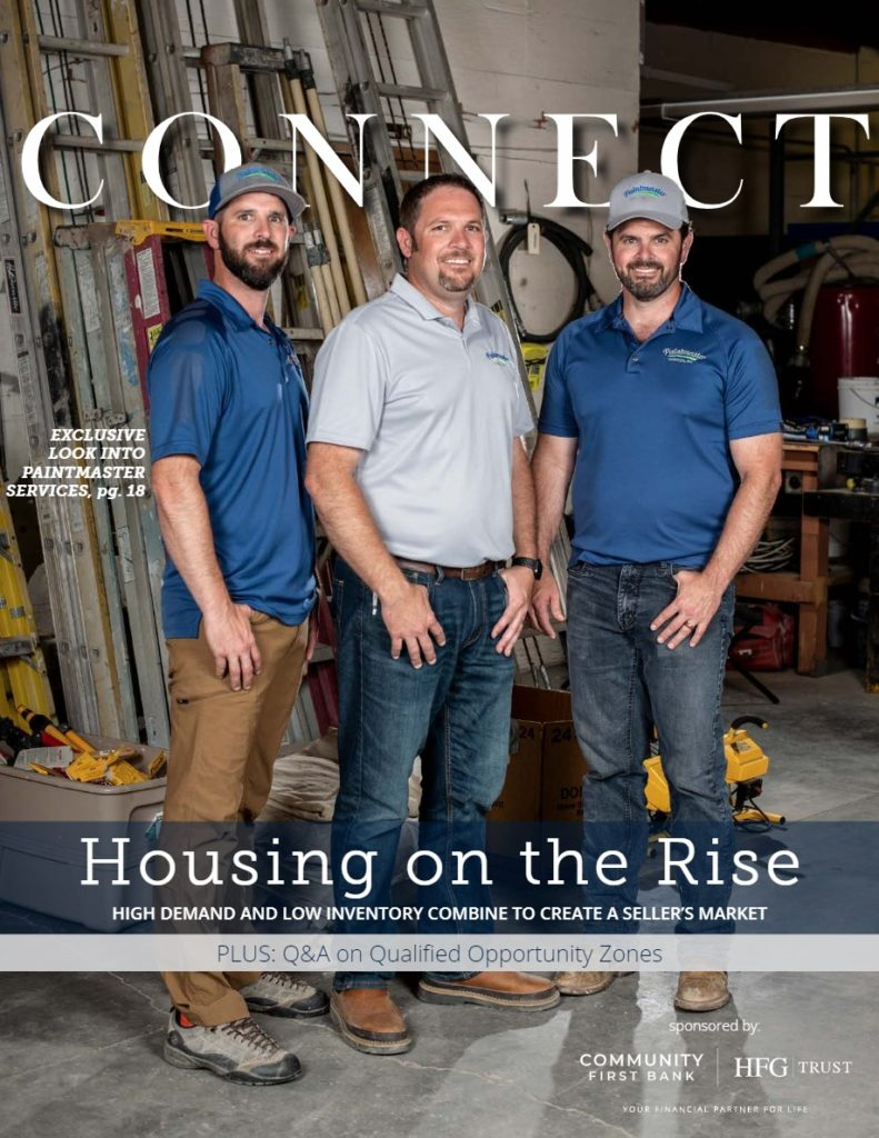 banking housing connect magazine paintmaster services