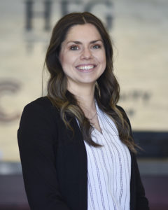 Megan Farrow is a Wealth Planner at Community First Bank and HFG Trust in Kennewick, Washington.