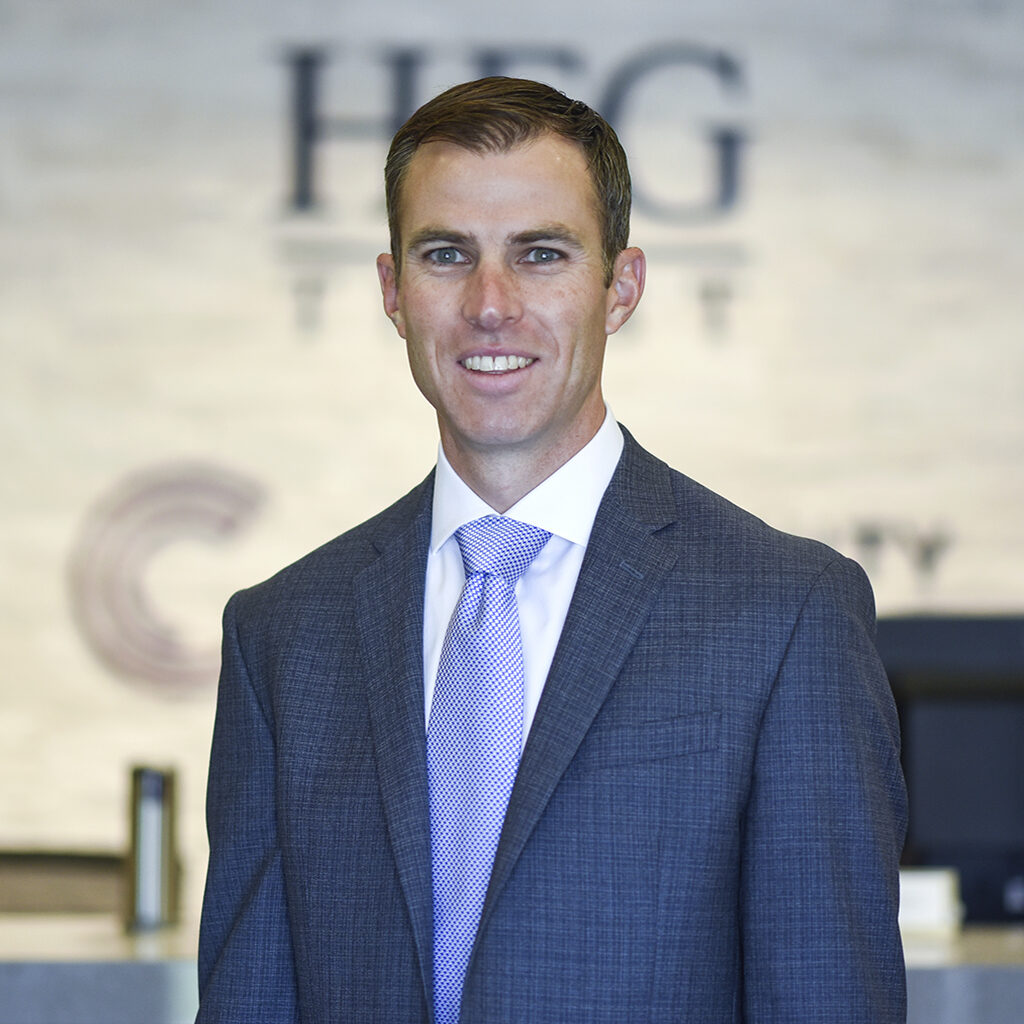 A picture of Anthony Smith, Portfolio Manager for Community First Bank & HFG Trust in Kennewick, Washington.