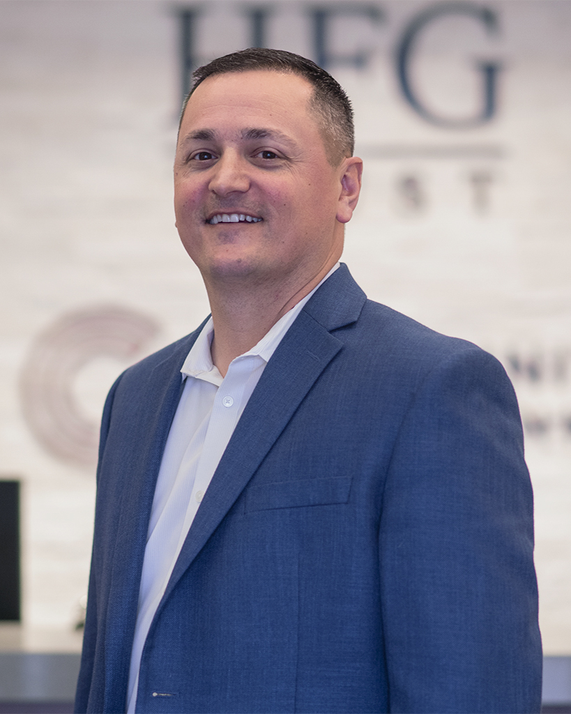 Forrest Alexander is the Business Development Director at Community First Bank and HFG Trust in Kennewick, Washington.