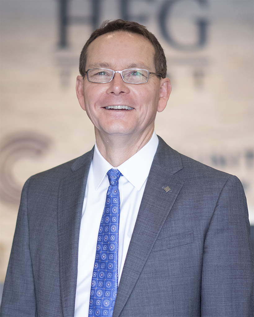 Ty Haberling CFP is the founder and director of HFG Trust in Kennewick, Washington.